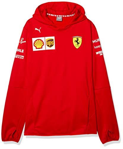 Fuel For Fans Polaire Homme Formule 1 Scuderia Ferrari 2020 Team Tech Rouge XL