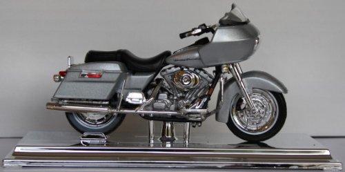 Motorrad Modell Harley Davidson 2002 FLTR Road Glide - Maisto 1:18