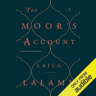 The Moor's Account audiobook cover art