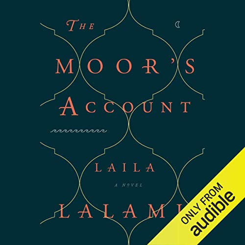 The Moor's Account  By  cover art