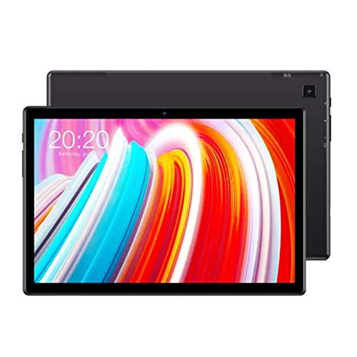 Tableta Octa-Core De 10.1 Pulgadas Android 10.0 OS 1920 × 1200 IPS HD Pantalla 4G Llamada Telefónica 6GB RAM 128GB ROM Cámara De 8MP GPS Wifi Bluetooth Para Video De Película De Juegos De Oficina,A