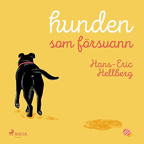 Hunden som försvann audiobook cover art