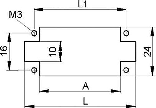 Lapp Zubehör - Plug inserto 10 ha ss ph1 epic inserto de contactos para conectores industriales