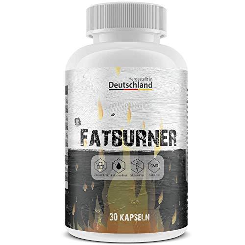 Fatburner | Fettverbrenner | Schnell abnehmen | Made in Germany | Geld-Zurück-Garantie