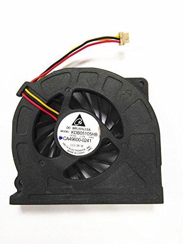 【QFXL】ノートパソコンCPU冷却ファン KDB05105HB CA49600-0241 適用する FUJITSU 富士通 FMV LIFEBOOK E751 E752 E780 S760 S761 S752 Th700 T730 T731 T900 T901 修理交換用