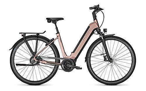 "Kalkhoff Image 5.B Excite Bosch Elektro Fahrrad 2020 braun/schwarz (28\"" Wave M/48cm, Pecanbrown/Magicblack Matt)"