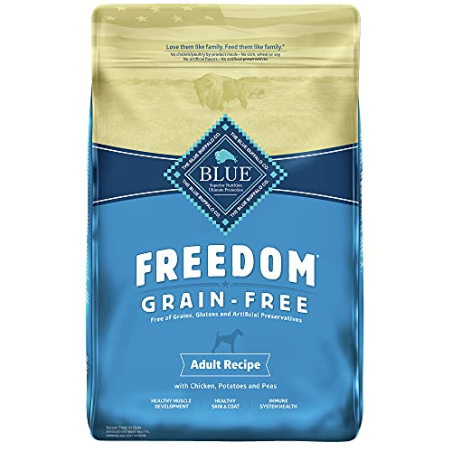 Blue Buffalo Freedom Grain Free Natural
