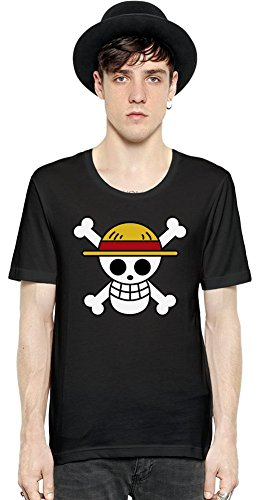 Straw Hat Pirates Short Sleeve Mens T-shirt Small