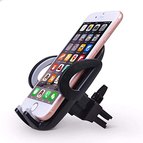 Soporte Móvil Coche, Soporte para Coche Soporte De Ventilación De Aire Sin Soporte Magnético Universal para Teléfono Móvil para iPhone Samsung, Etc.