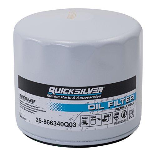 Quicksilver Ölfilter für Mercruiser und andere GM Innenborder 35-866340Q03