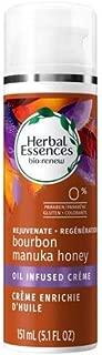 Herbal Essences Bourbon Manuka Honey Oil Infused Rejuvenate Hair Creme, 5.1 Oz