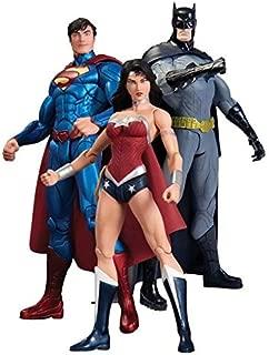 DC COMICS JUSTICE LEAGUE NEW 52: TRINITY WAR BOX SET