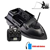 Best Rc Fishing Boats - HXZB 2.4G Fishing Bait RC Boat 500M Intelligent Review