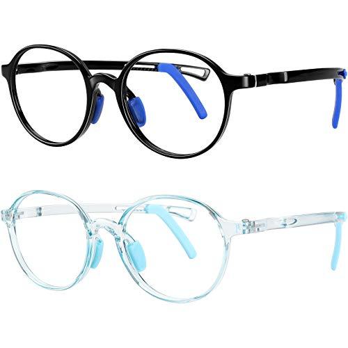 $3.99  Price Drop Kids Blue Light Blocking Glasses 2 Pack No promo code needed.