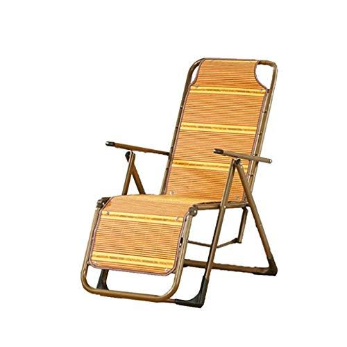 LHQ-HQ Multifuncional Plegable Silla Creativo Fresco de la Silla Ajustable sillón Silla reclinable