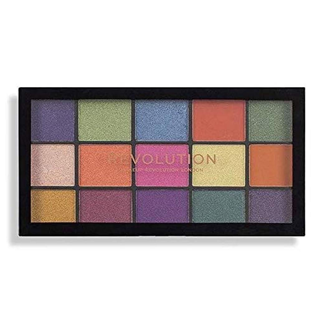 ホテルアライアンスマラソン[Revolution ] 色のアイシャドウパレットのための革命の再ロードの情熱 - Revolution Re-Loaded Passion for Colour Eye Shadow Palette [並行輸入品]