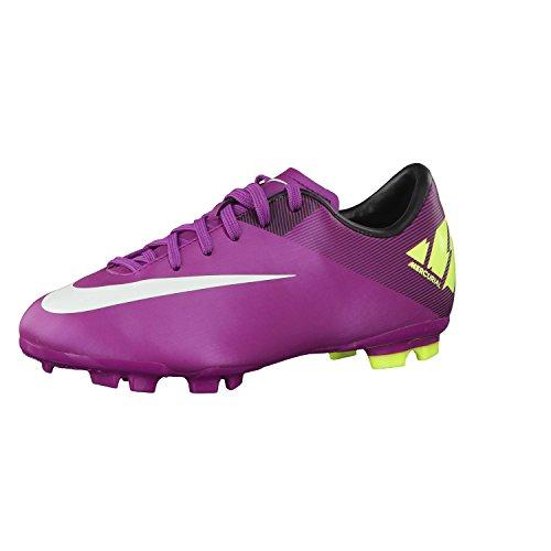 Nike JR MERCURIAL VICTORY II FG 44200834púrpura