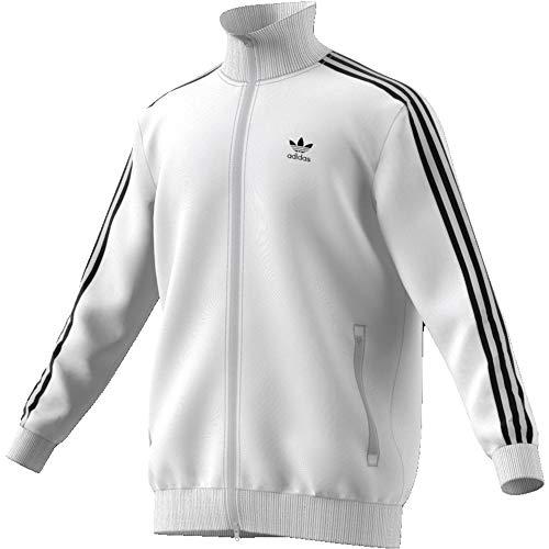 adidas Beckenbauer TT Jacke white