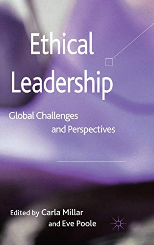 Download Ethical Leadership: Global Challenges and Perspectives 023027546X