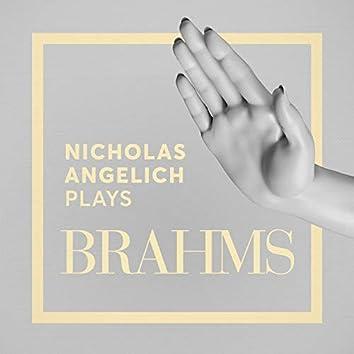 Nicholas Angelich Plays Brahms