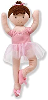 North American Bear Company Girls on The Move Ballerina Brunette Finger Puppet by North American Bear