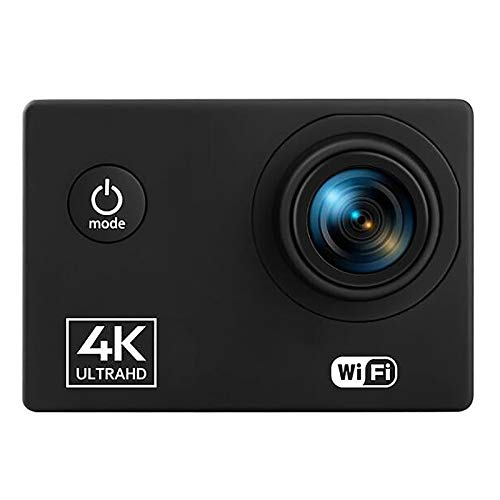 Tuneway AT-Q40C Action Kamera 2.7K/30fps 1080P/60fps WIFI 24MP Ultra HD Helmet Cam WiFi Wasserdichte Sportkamera