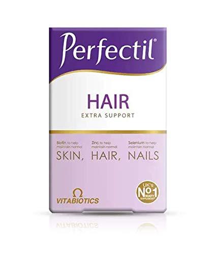 Vitabiotics Perfectil Plus Hair 60 Tabs, 59 g