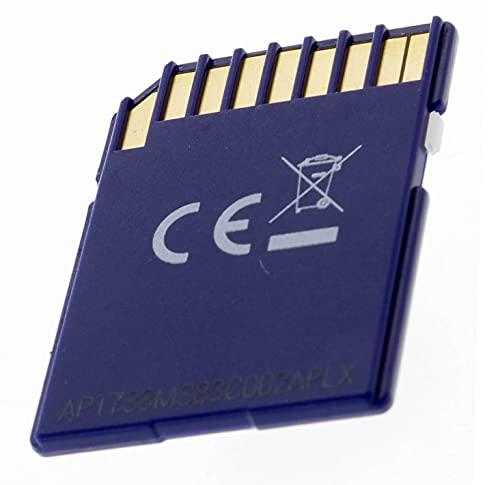 Hama 055377, Tarjeta de Memoria Secure Digital de 2 GB, Colores Aleatorios