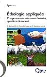 Éthologie appliquée - Comportements animaux et humains, questions de société
