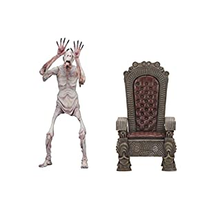NECA - Figurine Le Labyrinthe De Pan - Pale Man Pop 10cm - 0634482331521 4