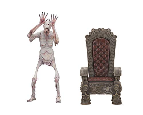 NECA - Figurine Le Labyrinthe De Pan - Pale Man Pop 10cm - 0634482331521