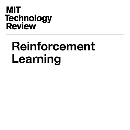 Reinforcement Learning audiobook cover art