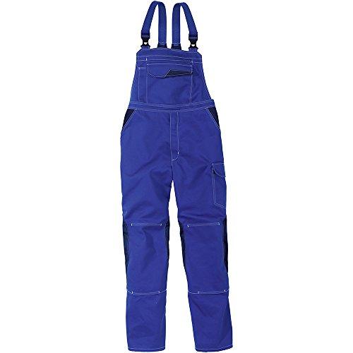 Kübler 33473411-4648-25 Arbeits-Latzhose Image Dress, kornblumenblau/dunkelblau, 25