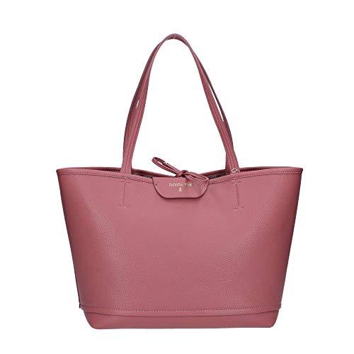 PATRIZIA PEPE Shopping Velluto Rosa 2V7193 A4O4 R619