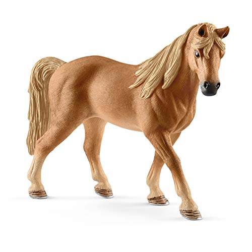 SCHLEICH Farm World  Animal Figurine  Farm Toys for Boys and Girls 3-8 Years Old  Tennessee Walker Mare