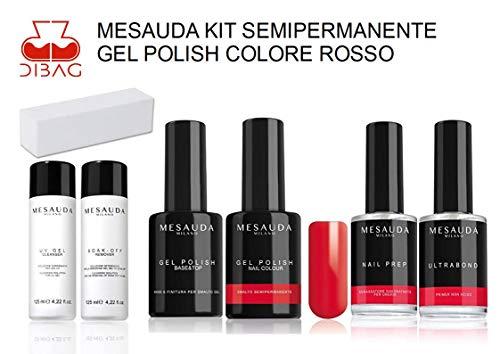 Gel Polish Starter kit smalto semipermamente Unghia Mesauda
