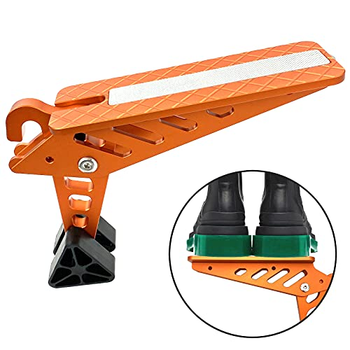 Car Latch Hook Door Step, Car Door Step Stand Pedal, Extra Long, Easy Access to Vehicle's Rooftop...