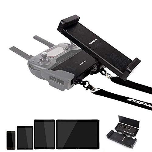 FBUWX Artesanía Fina Controlador de Soporte Plegable 4.7in-12.9in Teléfono / Tablet Soporte extendido + Cinturón de Regalo para D-J-I S-p-Ark M-avic Pro MAVIC2 M-i-ni Air Quadcops Accesorios Estilo