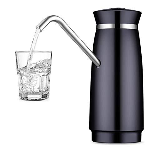 VIGE DDS-b1 Elektrische Haushalts-Reinwasserspender Mineralwasserpumpe Wasserspender Wassereimer Automatische Wasserpumpe - schwarz