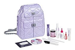 Customize your Project Mc2 Ultimate Makeover Bag that opens to reveal an awesome makeup mixing and storage station. Create your own custom nail polish, lip gloss, hair mascara, and crayon makeup. Take the whole bag with you wherever you go or snap of...