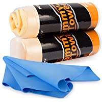 3-Pack Hotor 26 x 17 Inches Car Drying Towel