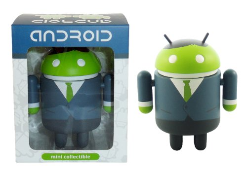 Android Big Box Edition Mini Collectible Figure, Business Man