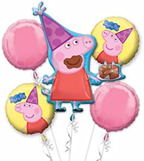 Peppa Pig 30x Stampers Self-Inking Birthday Party Favors