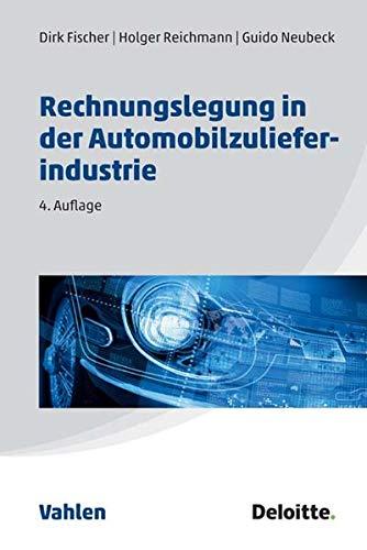 Rechnungslegung in der Automobilzulieferindustrie