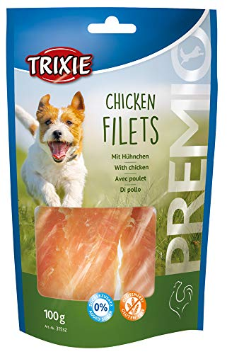 Trixie 31532 PREMIO Chicken Filets, 100 g