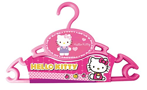 Lot de 3 Cintres Hello Kitty