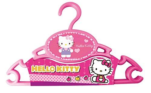 Lot de 3 Cintres Hello Kitty