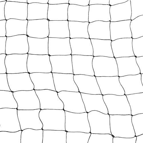 szdc88 - Red antipájaros tejida, red de protección de pájaros, antihojas y antipájaros, valla para red de jardín para red de cría de aves (5 x 15 m, 1 unidad)