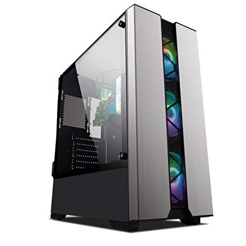 PC Gamer AMD Ryzen 5 (Placa de vídeo Radeon VEGA 11) 8GB DDR4 SSD 120GB HD 1TB 500W Skill Cool