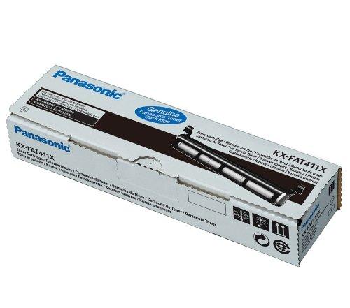 Panasonic KX-FAT411X tóner y Cartucho láser - Tóner para impresoras láser (2000 páginas, Laser, KX-MB2000/ 2010/2025/ 2030/2061)